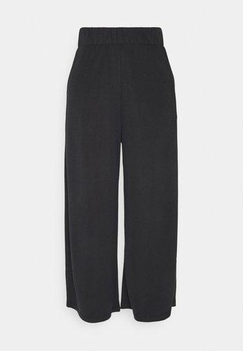 ANJELICA - Trousers - black