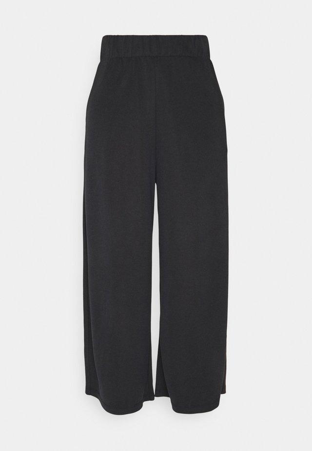 ANJELICA - Pantaloni - black