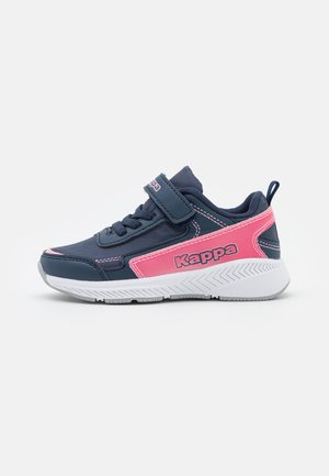 NADRA  - Sportovní boty - navy/pink