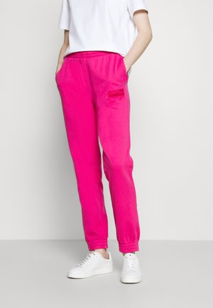 NAJOGGER - Tracksuit bottoms - bright pink