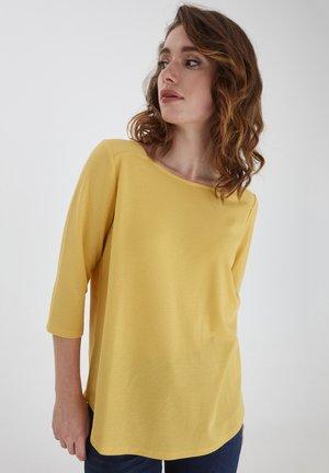 FRPEJACQ 1 - Långärmad tröja - ochre