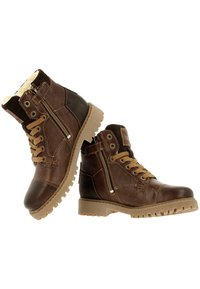 Bullboxer - Lace-up ankle boots - brown - 6
