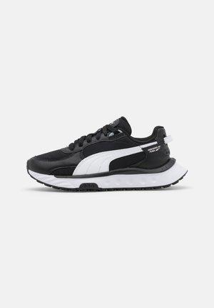 WILD RIDER ROUTE UNISEX - Sneakers basse - black/white