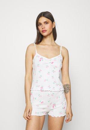 NIGHT GIGGI  - Pyjama - light white