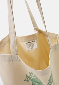 Obey Clothing - LOTUS SPIDER UNISEX - Tote bag - natural - 2