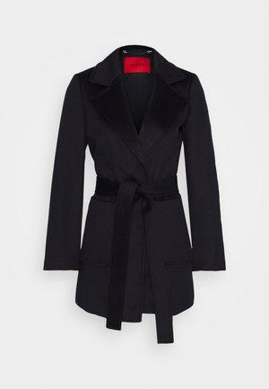 SHORTRUN - Zimní kabát - blue