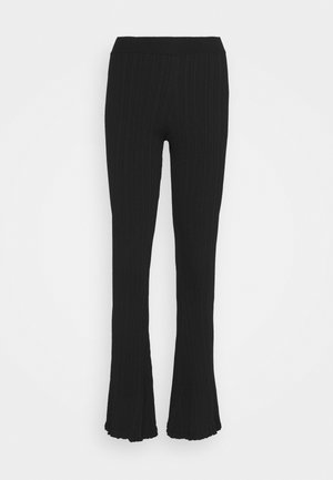 DAHLIA TROUSER - Trousers - black