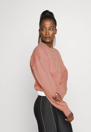 BLOCK PASS  - Sweatshirt - pink