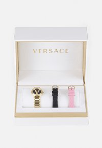 Versace Watches - VIRTUS MINI DUO - Watch - gold-coloured/pink - 3