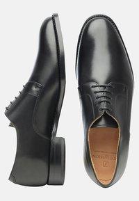 SHOEPASSION - NO. 530 - Smart lace-ups - black - 1