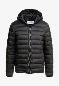 Calvin Klein - HOODED LINER - Giacca invernale - black - 4