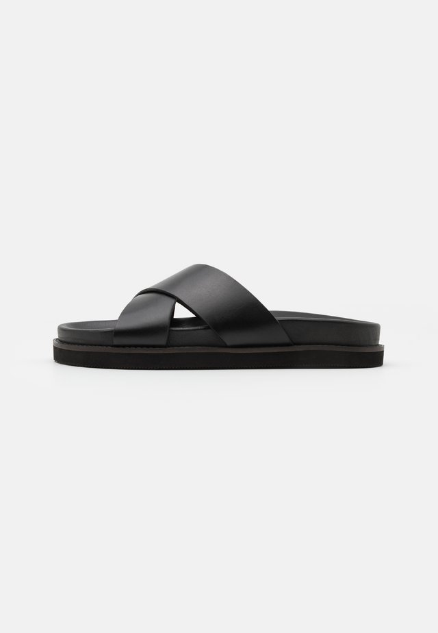 TOMMY  - Mules - swiss black