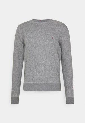 TOMMY SLEEVE LOGO SWEATSHIRT - Sweatshirt - grey