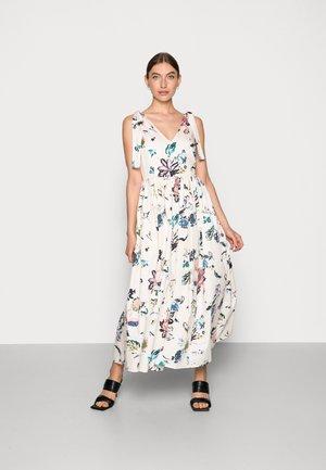 GARDEN  ANKLE GOWN DRESS - Day dress - sandshell