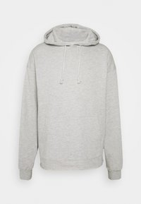 UNISEX - Hoodie - light grey