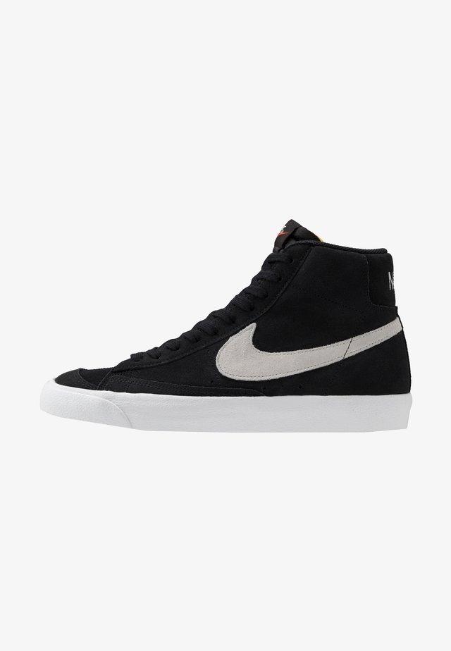 BLAZER MID '77 - Sneakers high - black/photon dust