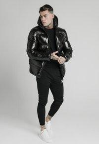SIKSILK - ADAPT JACKET - Winter jacket - black - 1
