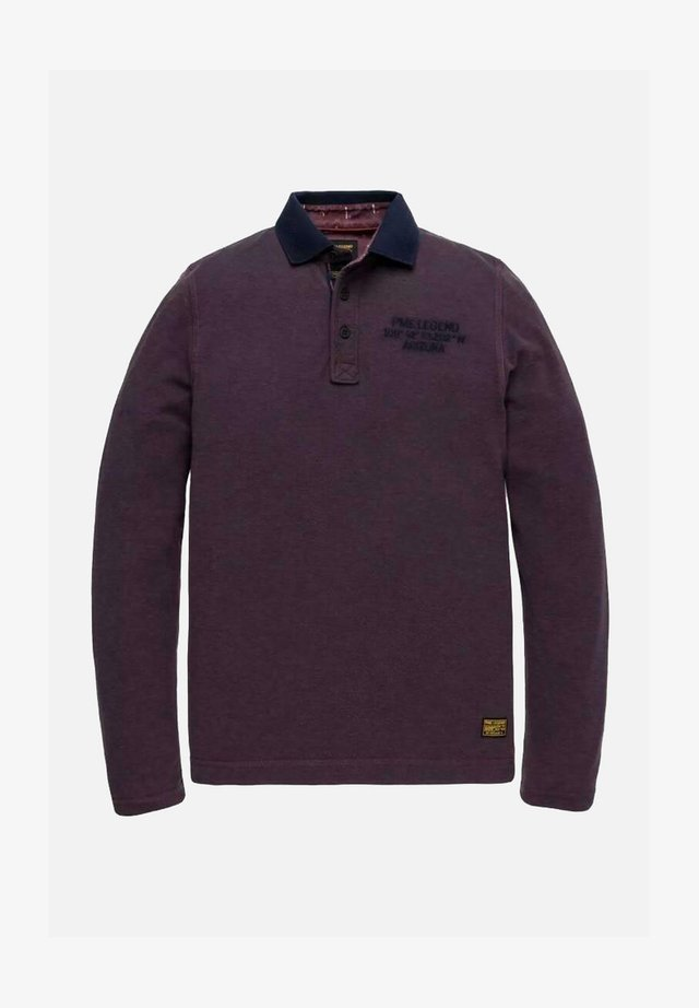 RUGBY  - Polo shirt - catawba grape