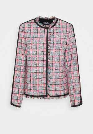 SUMMER JACKET - Blazer - pink