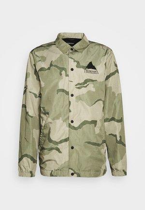 COACHES CAMO - Training jacket - barren