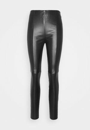 VMMODANIMA - Kalhoty - black