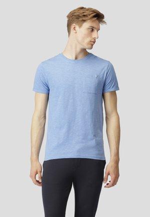 KOLDING - T-shirt - bas - steel blue