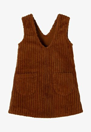 LOOSE FIT  - Day dress - tobacco brown
