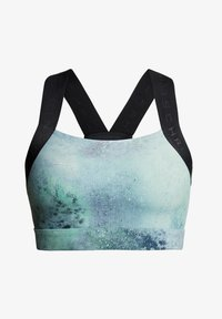 Röhnisch - KAY PRINTED - Sports-BH - green space dyed - 5