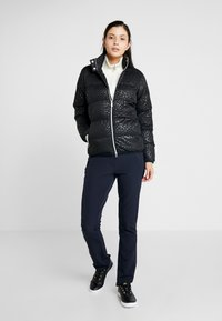 Daily Sports - HEAT WIND JACKET - Giacca invernale - anthrazit - 1