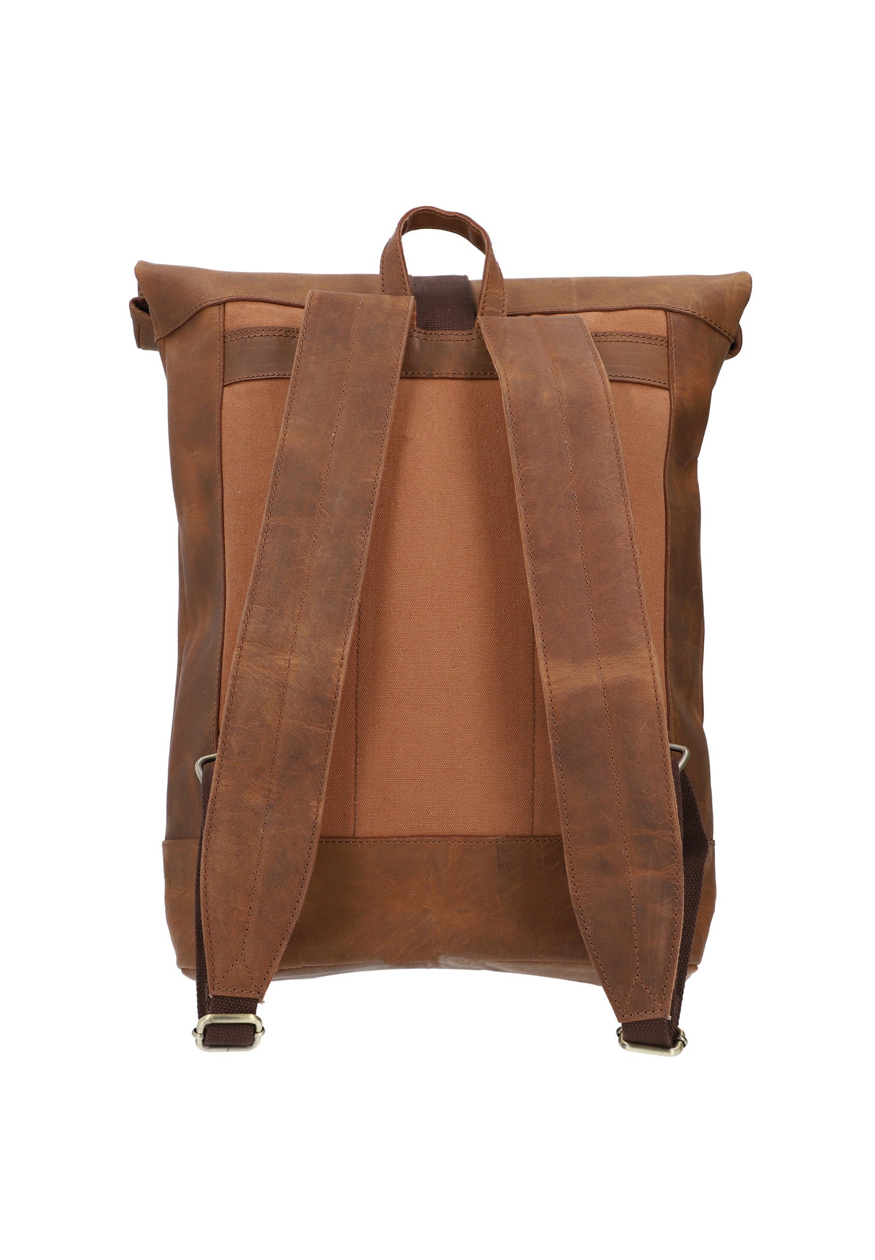 Gusti Leder Tagesrucksack - dunkelbraun - Herrentaschen n6DwO