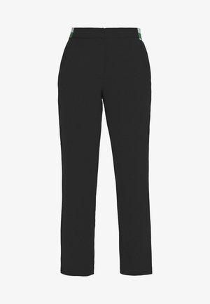 MAGDA JOGGER - Trousers - jet black