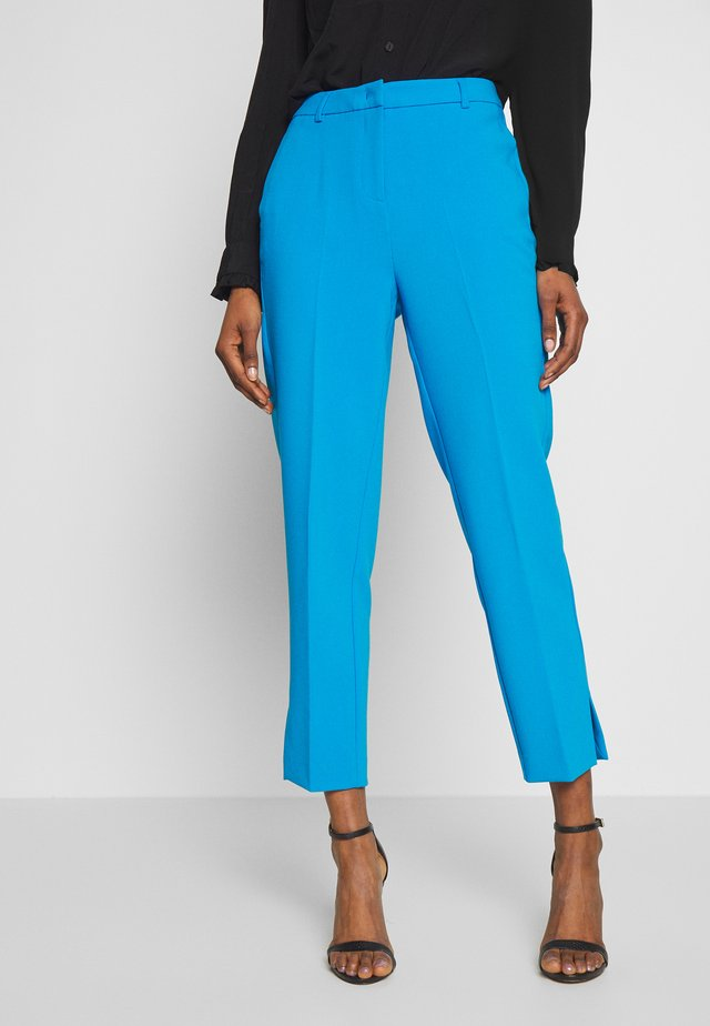 TROUSERS - Trousers - horizon blue