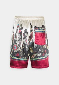 Grimey - HOPE UNSEEN ALL OVER PRINT UNISEX - Shorts - white - 1