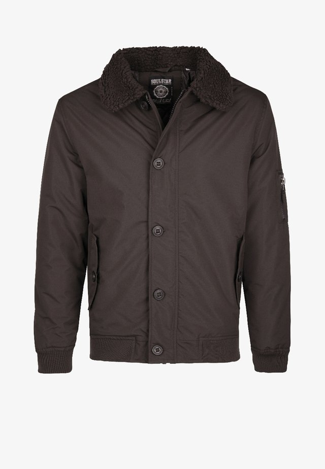 Light jacket - braun