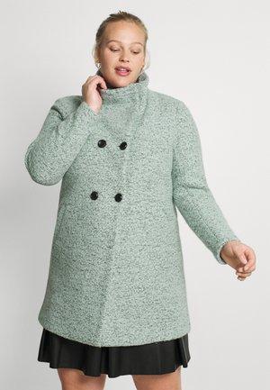 CARNEWSOPHIA COAT  - Classic coat - frosty green