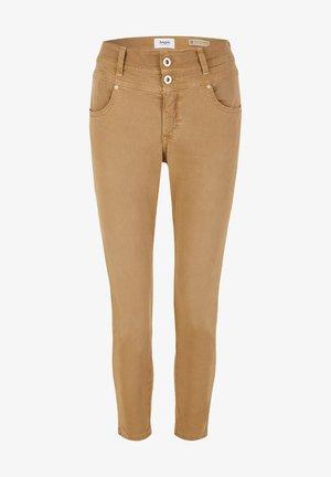 ORNELLA - Slim fit jeans - braun