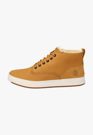 Trainers - wheat
