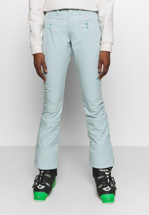 IVY OVER BOOT - Snow pants - ether blue