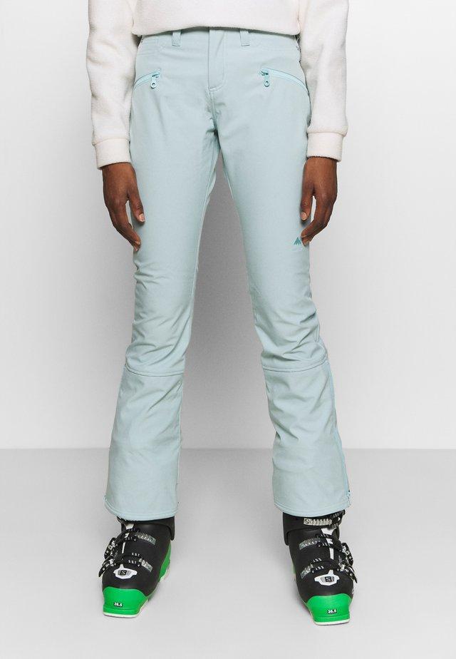 IVY OVER BOOT - Zimní kalhoty - ether blue
