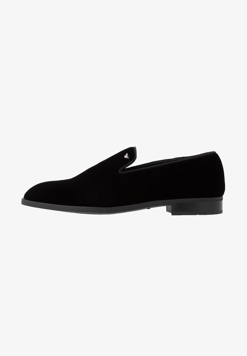 Emporio Armani - Slip-ons - black