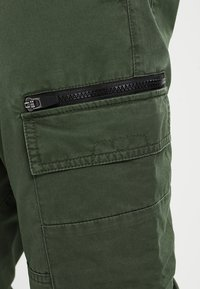 Pier One - Cargobroek - dark green - 3