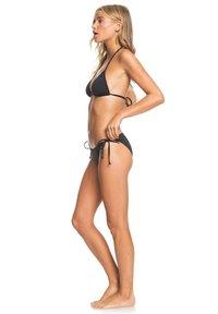Roxy - BEACH CLASSICS - TIE-SIDE - Bikini bottoms - true black - 2