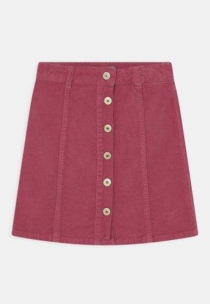 ELLIS  - Mini skirt - raspberry wash