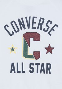 Converse - COLLEGIATE CREW - Collegepaita - white - 2