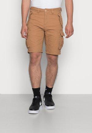 MILITARY SHORT - Shorts - khaki