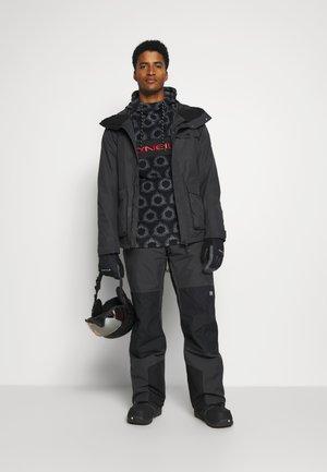 IVY JACKET - Snowboard jacket - antracithe