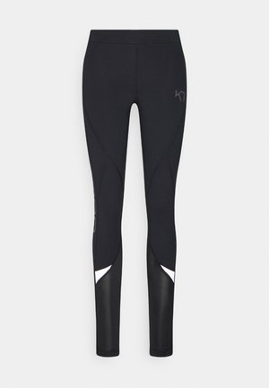 LOUISE - Leggings - black