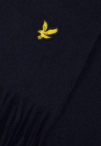 Lyle & Scott - SCARF - Huivi - dark navy - 2