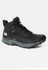 The North Face - M VECTIV EXPLORIS MID FUTURELIGHT - Hiking shoes - tnf black/zinc grey - 6