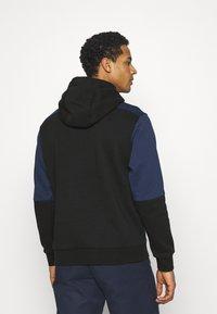 Nike Sportswear - AIR HOODIE - Luvtröja - midnight navy/black - 2